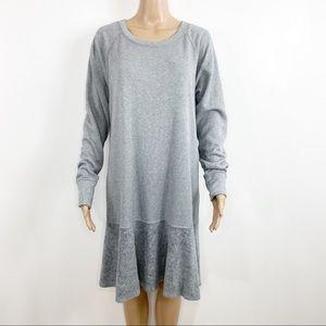Cabi Flashdance sweater dress large  style# 3459
